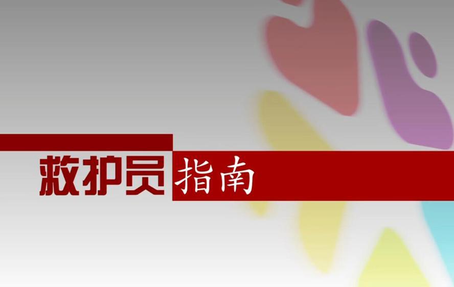 红十字救护员防灾避险培训系列