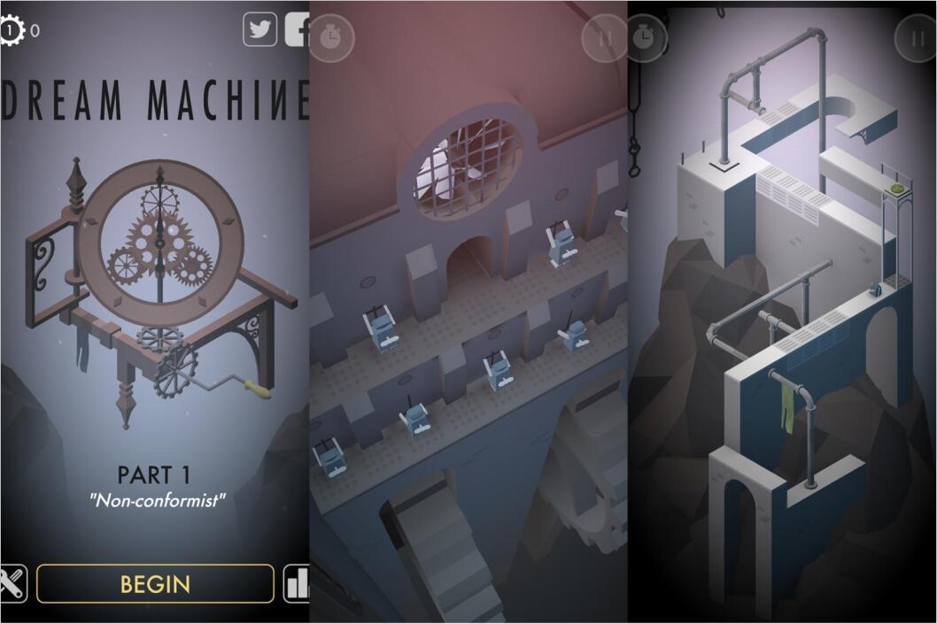 造梦机器人休闲益智游戏