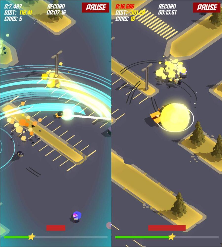 极速逃亡3汽车竞速游戏