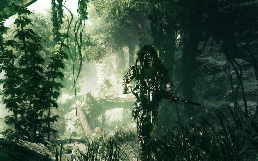 《狙击手:幽灵战士1》完整版游戏